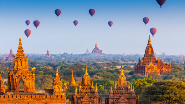 10 Places To Visit In Myanmar
