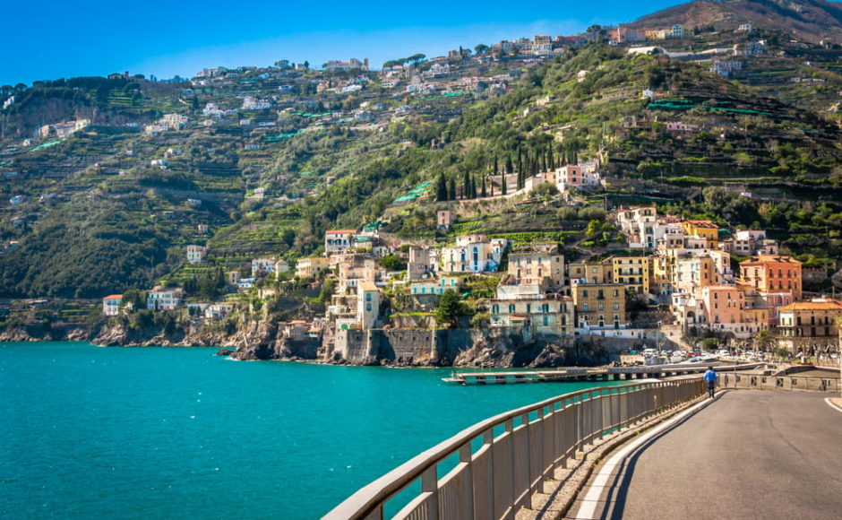 Best Scenic Drives & Rides in Italy