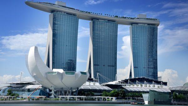 Singapore's Marina Bay Sands