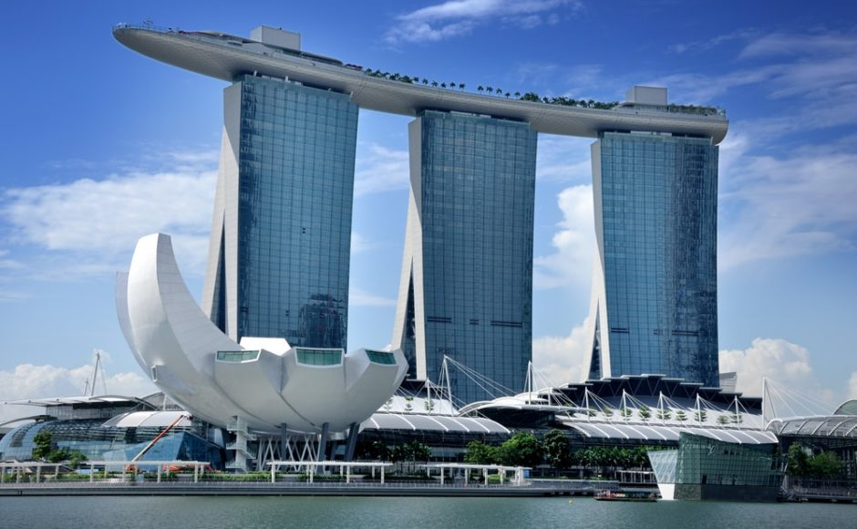 Singapore's Marina Bay Sands