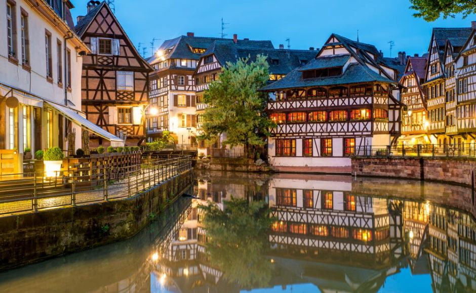 Strasbourg – The Historical Centre Of France