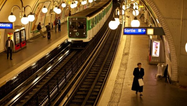 Top 10 Metro Stations in Paris